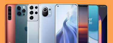 Comparison of the Xiaomi Mi 11 against the Samsung Galaxy S21 Ultra, iPhone 12 Pro Max and more: we face its characteristics and price