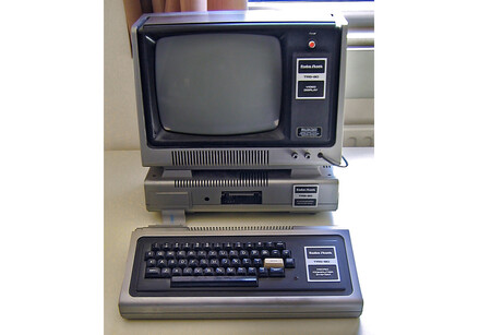 Trs 80 Model I Rechnermuseum Cropped