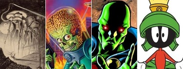 Watch out for the red planet!  The nine most famous Martians of all time
