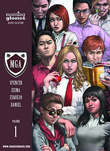 Morning Glories Deluxe Edition Volume 1