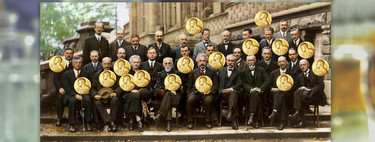 The history of the image that captures what was probably the greatest concentration of geniuses in history