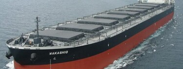 The 100,000-ton ship that sank while seeking mobile phone coverage