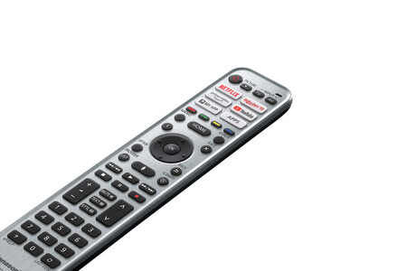 New Oled Remote