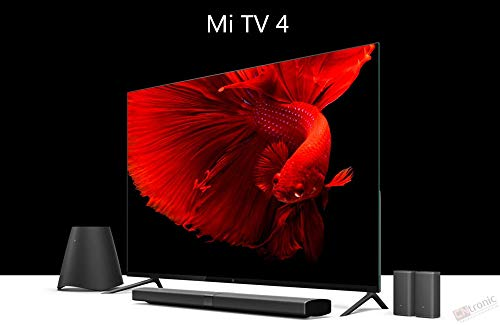 'Original Xiaomi Mi TV 465pulgadas Inchs Smart TV English Interface Real 4K HDR Ultra Thin Television 3d Dolby Atmos WiFi/BLE Connect