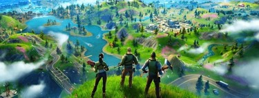 'Fortnite' has a new 'party mode' on a map without weapons and full of minigames where you can simply socialize