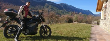 One year and 30,000 km on an electric motorcycle, my experience